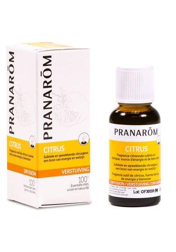 Pranarôm Citrus verstuivingsmengsel essentiële oliën (30 ml)
