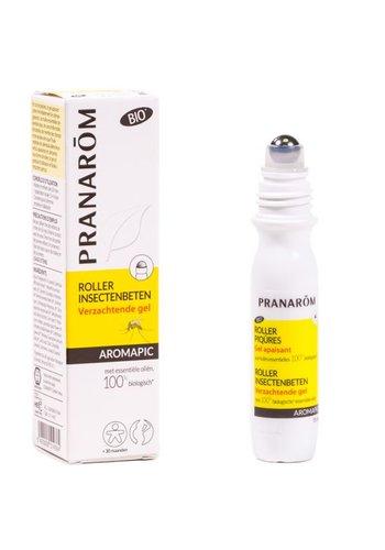 Pranarôm Roller insectenbeten verzachtende gel BIO (15 ml)