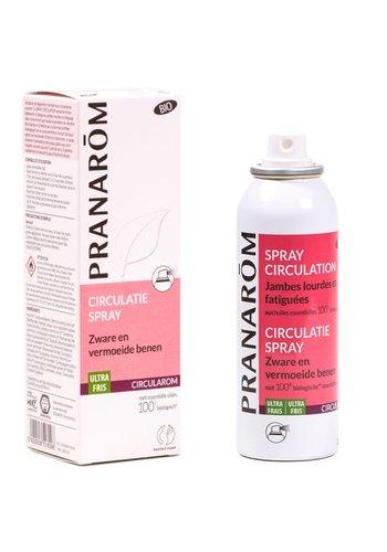 Pranarôm Circulatie spray voor zware en vermoeide benen BIO (100 ml)