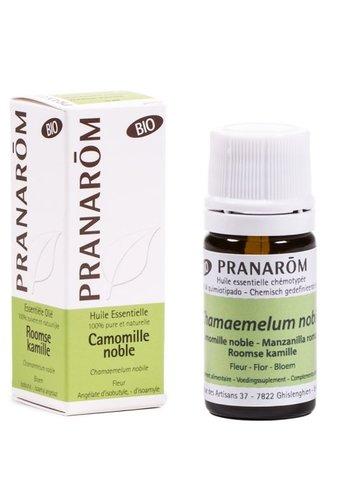 Pranarôm Etherische olie rooms kamille BIO (5 ml)