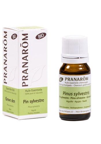 Pranarôm Etherische olie Grove den BIO (10 ml)