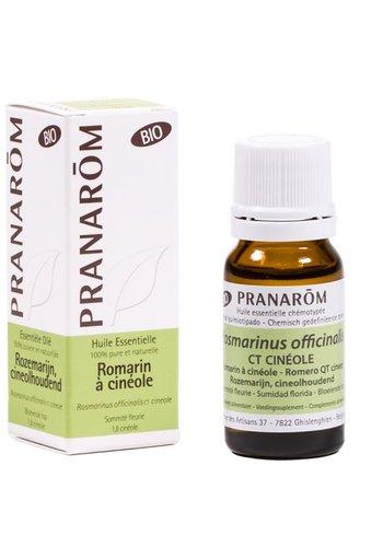 Pranarôm Etherische olie Rozemarijn BIO (10 ml)