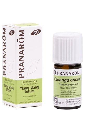 Pranarôm Etherische olie Ylang-Ylang totum BIO (5 ml)