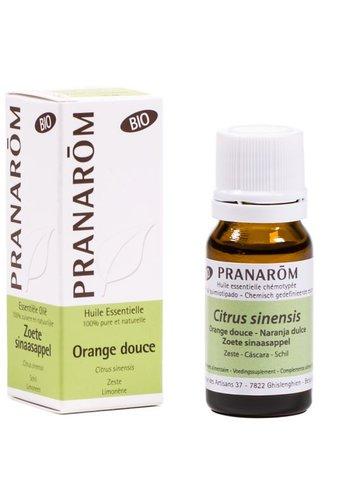 Pranarôm Etherische olie Zoete sinaasappel BIO (10 ml)