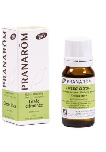 Pranarôm Etherische olie Citroen litsea BIO (10 ml)