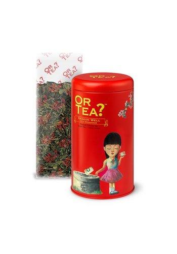Or Tea Dragon Well groene thee Osmanthus los (90 gram)