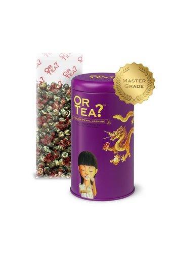 Or Tea Dragon Pearl groene thee jasmijn los BIO (75 gram)