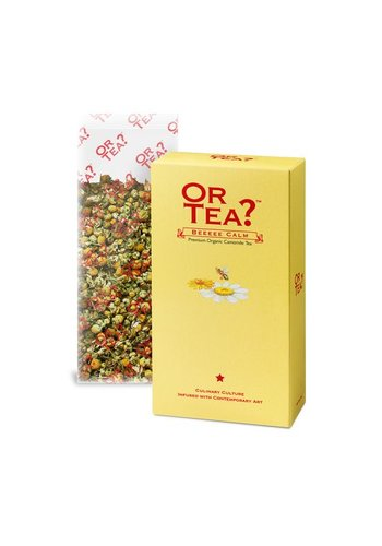 Or Tea Beeeee Calm navulpak BIO (25 gram)