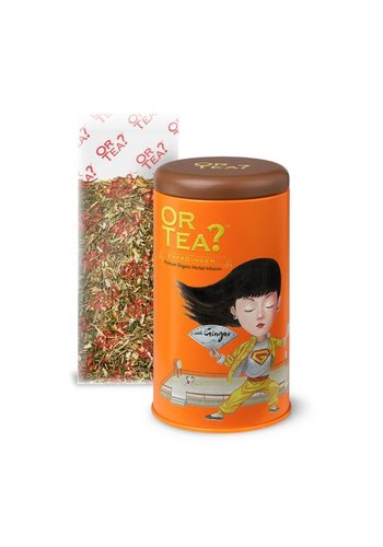 Or Tea EnerGinger kruidenthee gember los BIO (75 gram)