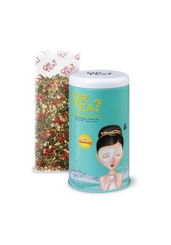 Or Tea Ginseng Beauty groene thee & kruiden los BIO (75 gram)