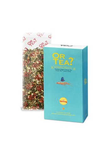 Or Tea Ginseng Beauty navulpak BIO (75 gram)