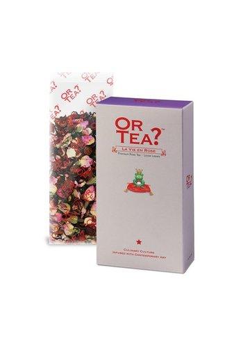 Or Tea La Vie en Rose navulpak (75 gram)
