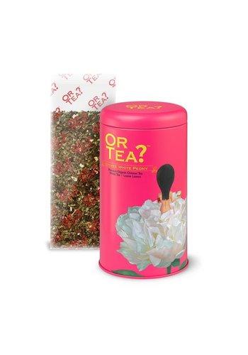 Or Tea Lychee White Peony witte thee lychee los BIO (50 gram)