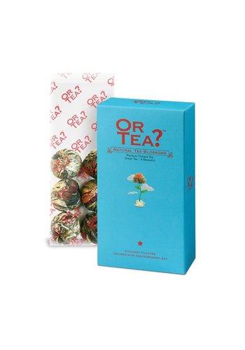 Or Tea Natural Tea Blossoms goudsbloem navulpak (42 gram)