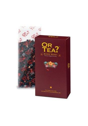 Or Tea Queen Berry navulpak BIO (100 gram)