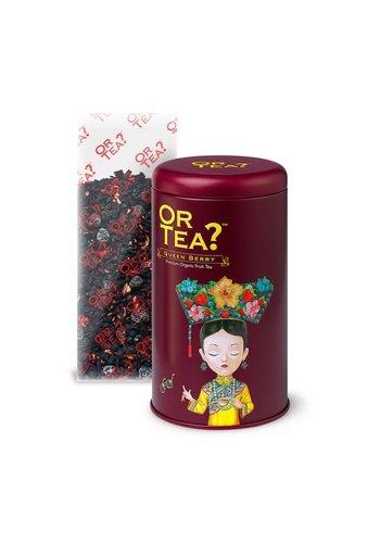 Or Tea Queen Berry vruchtenthee & hibiscus los BIO (100 gram)