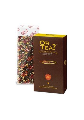 Or Tea Slimming Pu'er navulpak (75 gram)