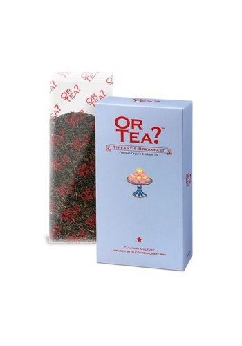 Or Tea Tiffany's Breakfast navulpak BIO (100 gram)