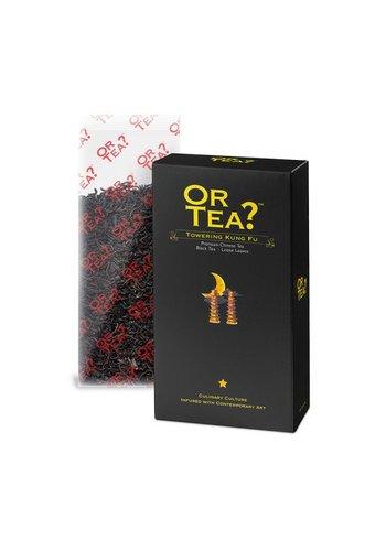 Or Tea Towering Kung Fu navulpak (100 gram)