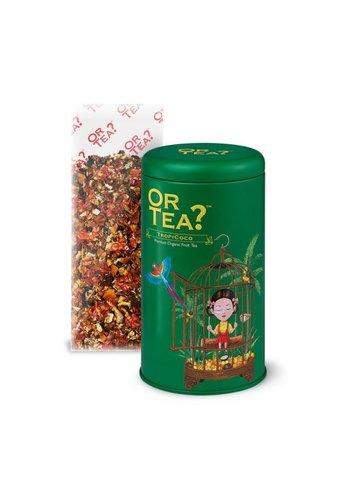 Or Tea TropiCoco vruchtenthee met kokos los BIO (100 gram)