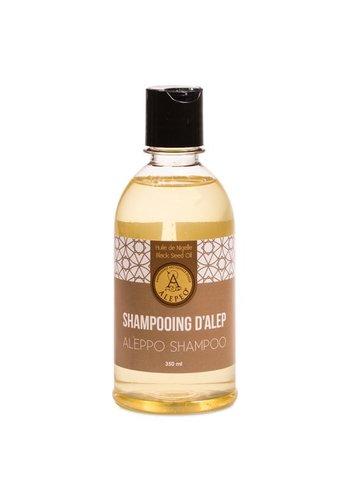 Najel Aleppo Shampoo Aleppo Nigella (zwarte komijn)(350 ml)