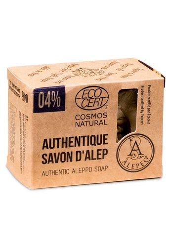 Najel Aleppo Zeep Aleppo 4% laurierolie (200 gram)