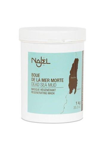 Yogi & Yogini naturals Dode Zee klei voor gezichtsmasker (1000 gram)
