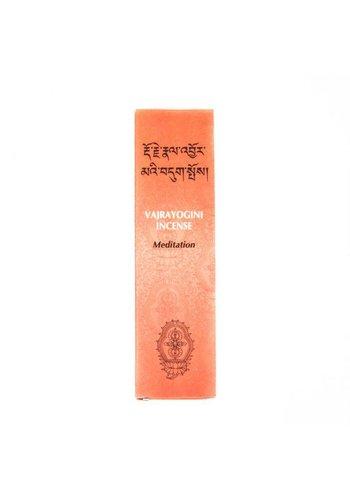 Himalayan Mountain Wierook Tibetaans Vajrayogini (Meditation)