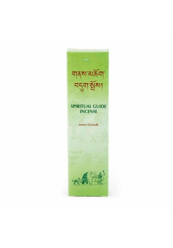 Himalayan Mountain Wierook Tibetaans Spiritual Guide Inner Growth