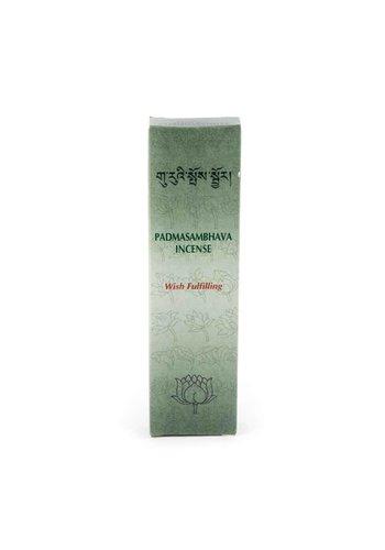 Himalayan Mountain Wierook Tibetaans Padmasambhava Wishes