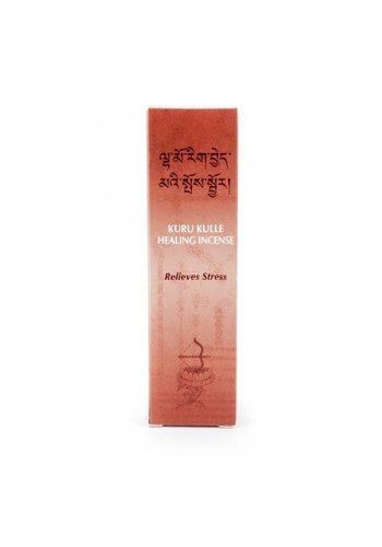 Himalayan Mountain Wierook Tibetaans Kuru Kulle Love in the air