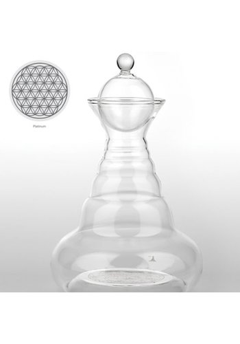 Nature's Design Vitaalwaterkaraf Platin Alladin met BDL platina (1300 ml)
