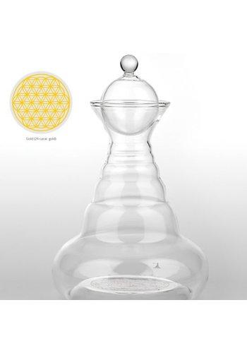 Nature's Design Vitaalwaterkaraf Golden Delicate met BDL goud (500 ml)