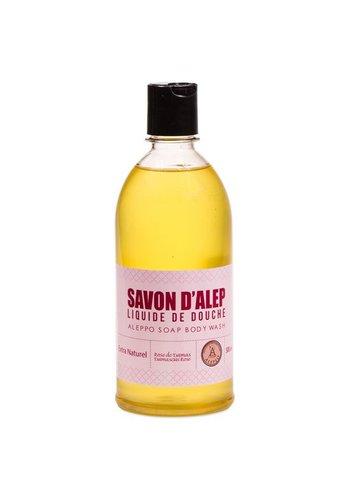 Najel Aleppo Body wash Aleppo roos (500 ml)
