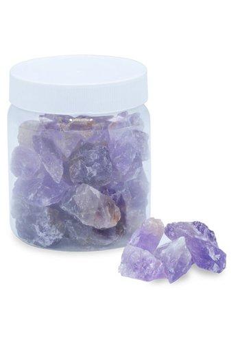 Yogi & Yogini naturals Amethist chips M in pot (± 650 gram)