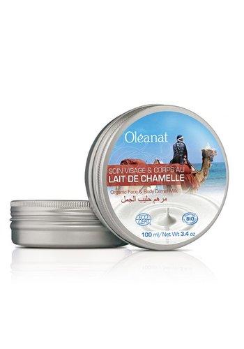 Oléanat Moisturizing butter met kamelenmelk BIO (100 ml)