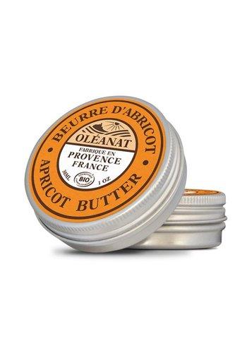 Oléanat Moisturising butter abrikoos BIO (30 ml)