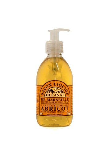 Oléanat Vloeibare zeep abrikoos BIO (300 ml)