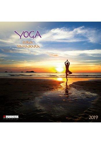 Yogi & Yogini naturals Kalender Yoga (2019)