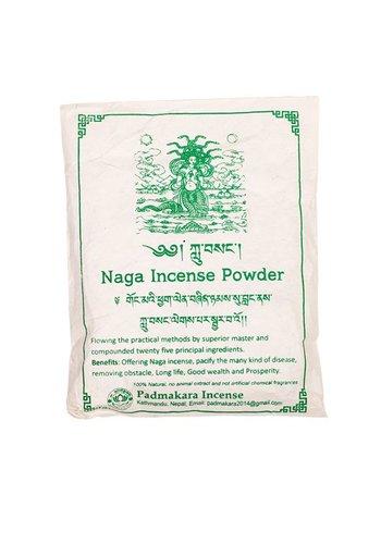 Yogi & Yogini naturals Tibetaanse Naga wierookpoeder (± 100-120 gram)