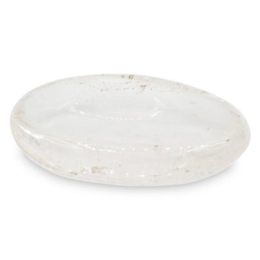 Zorgenstenen bergkristal (± 4 cm)