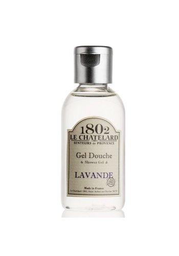 Le Chatelard 1802 Lavendel douchegel (50 ml)