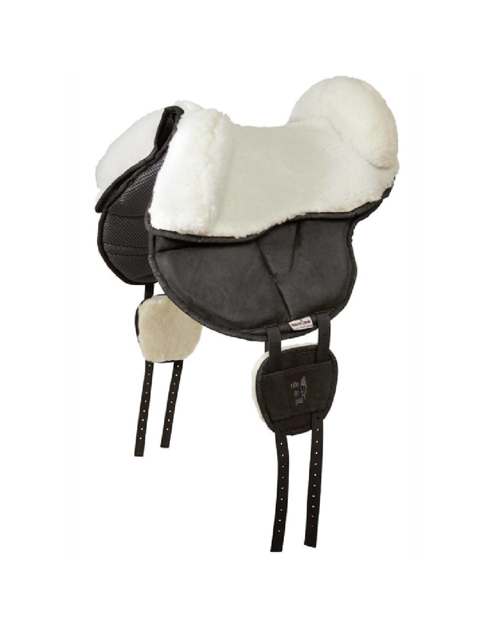 Barefoot Schafswolle Sitzung für Ride on Pad Reitpad