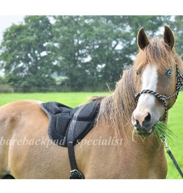 Seilerei Brockamp Barebackpad English Wildleder
