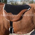 Weaver Leather Weaver Stacy Westfall gel barebackpad