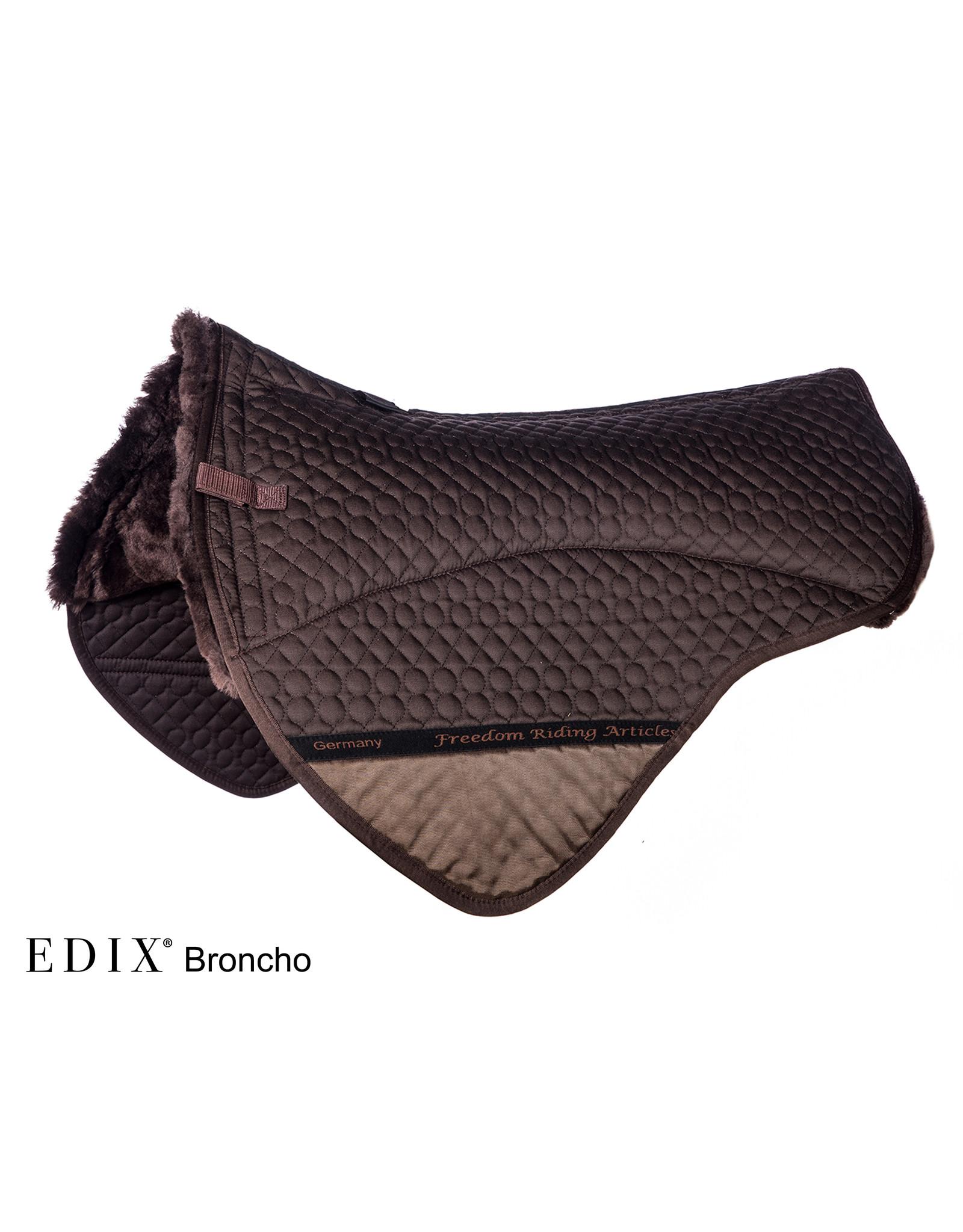 EDIX Broncho lammfell Unterlage