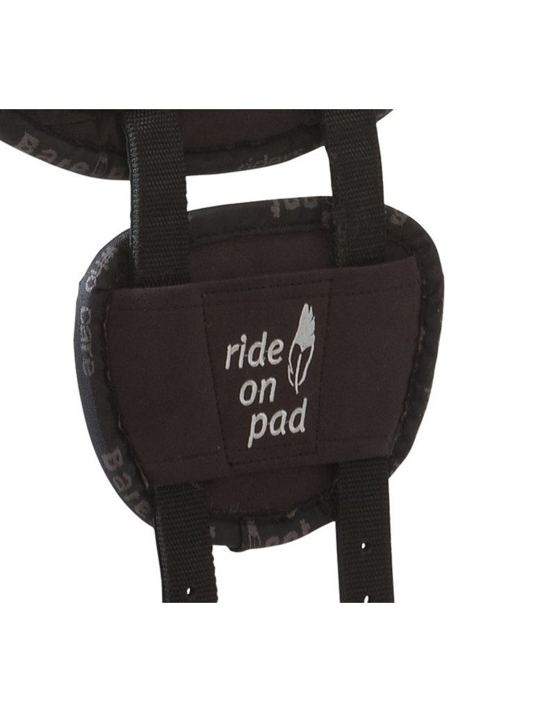 Barefoot Ride on Pad Patches