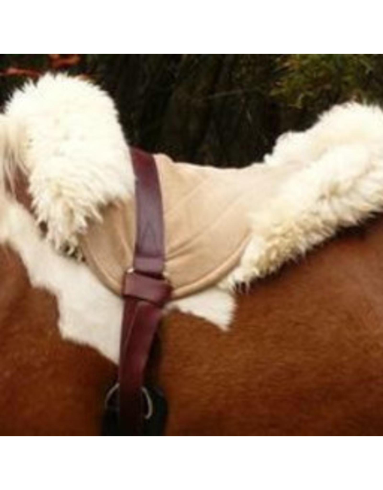 Seilerei Brockamp Horsemanship wildleder Reitkissen