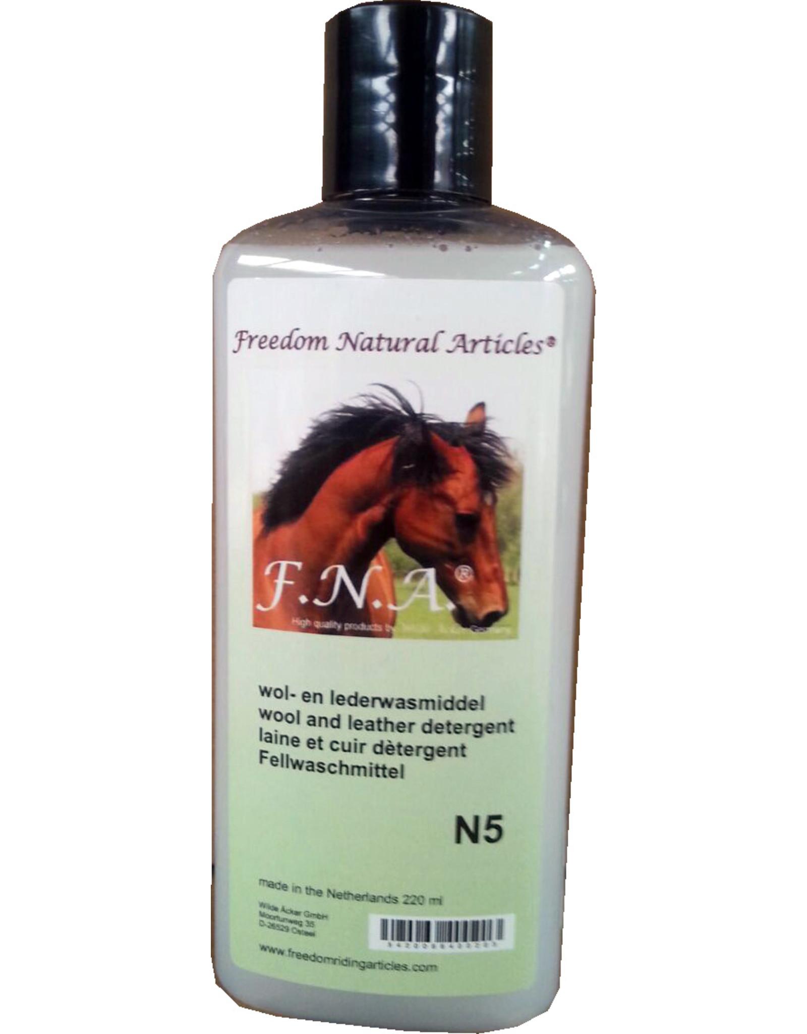 FRA  FNA Waschmittel aus Wolle und Leder 220ml