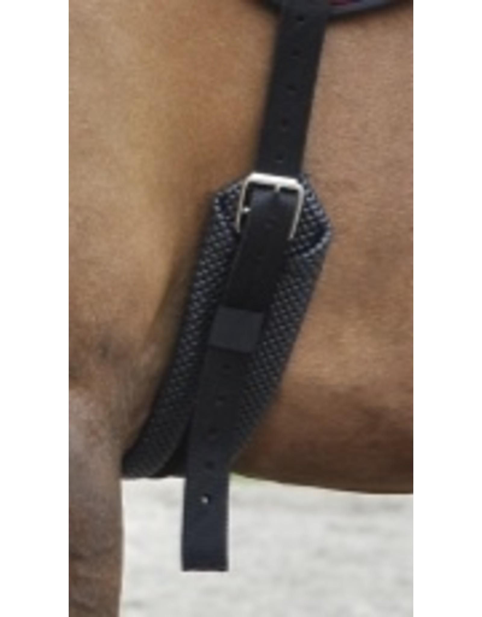 Seilerei Brockamp Barebackpad gurt einzelne Schnalle